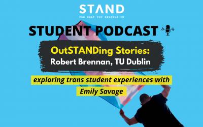 OutSTANDing Stories: Robert Brennan, TU Dublin