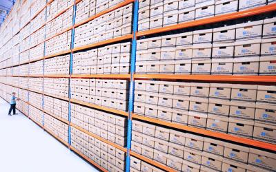 Inside Amazon warehouses