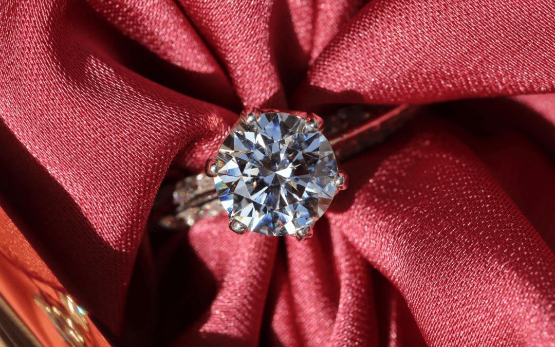 Is a diamond anyone's best friend?
