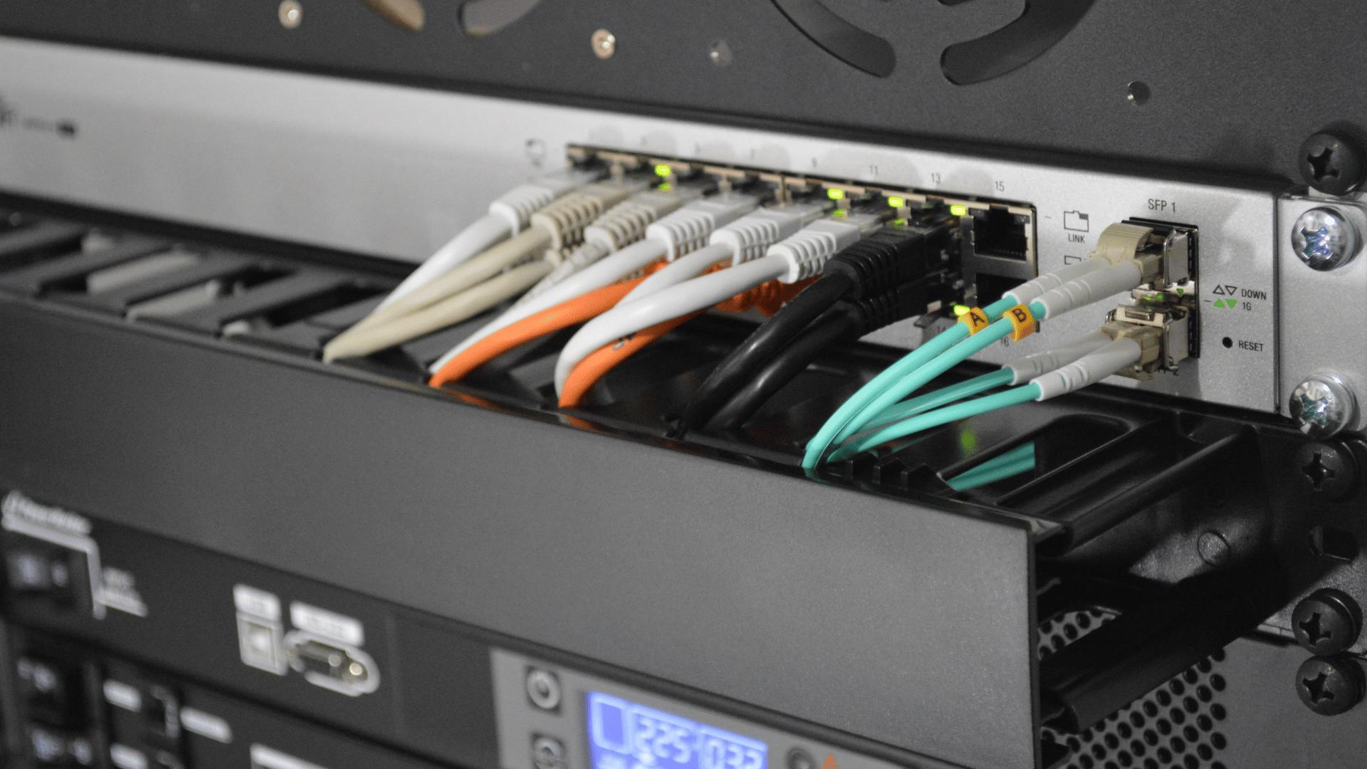 data centre cables